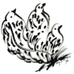 Bird-Drawing-by-Sri-Chinmoy-ÔÇô-15-5-2006-14