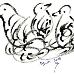Bird-Drawing-by-Sri-Chinmoy-11-5-2006-11
